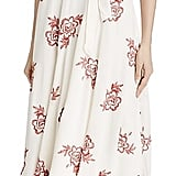 This Sadie & Sage Floral Print Maxi Dress ($98) will look good on every body type.