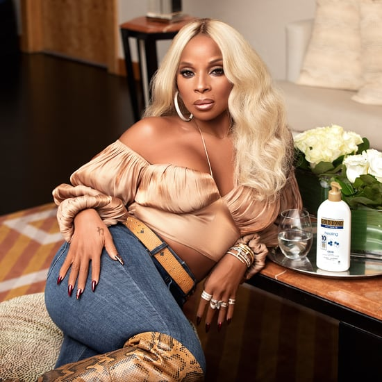 Mary J. Blige Talks About Her Skin-Care Journey