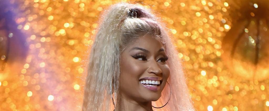 Nicki Minaj Gives Students College Scholarships July 2018