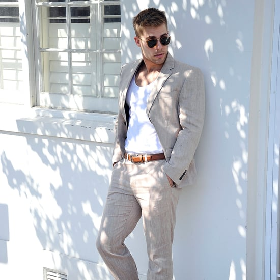 influencer edit benji condie menswear from marks and spencer