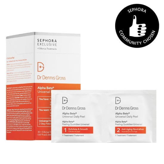 Dr. Dennis Gross Alpha Beta Universal Daily Peel Review