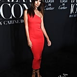 Emily Ratajkowski at the Harper's Bazaar ICONS Party