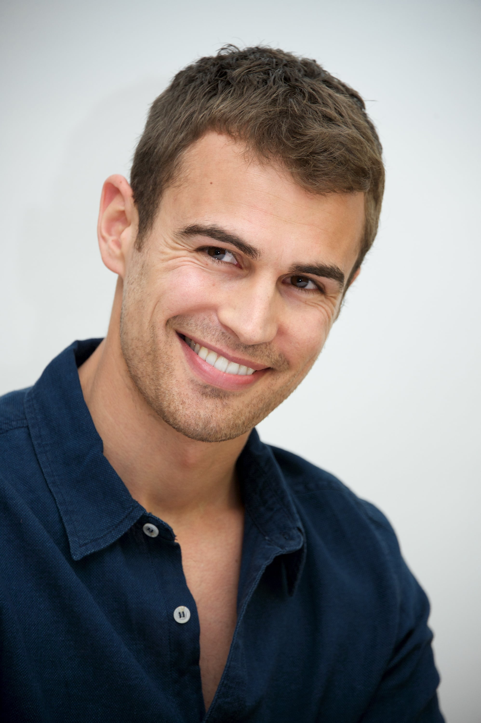 Is theo james who Theo James