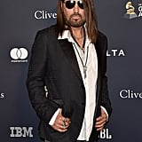 Billy Ray Cyrus at Clive Davis's 2020 Pre-Grammy Gala in LA