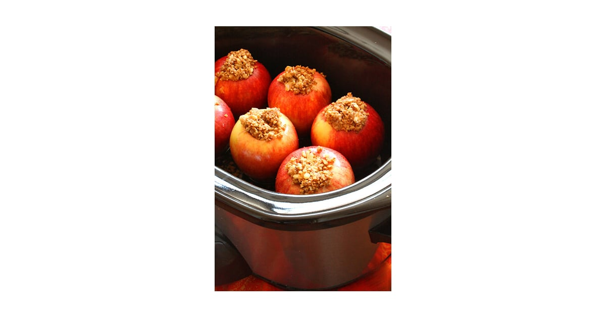Crock Pot Baked Apples Kid Friendly Crock Pot Desserts