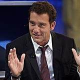 Clive Owen on El Hormiguero.