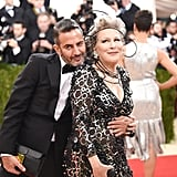 Pictured: Marc Jacobs and Bette Midler