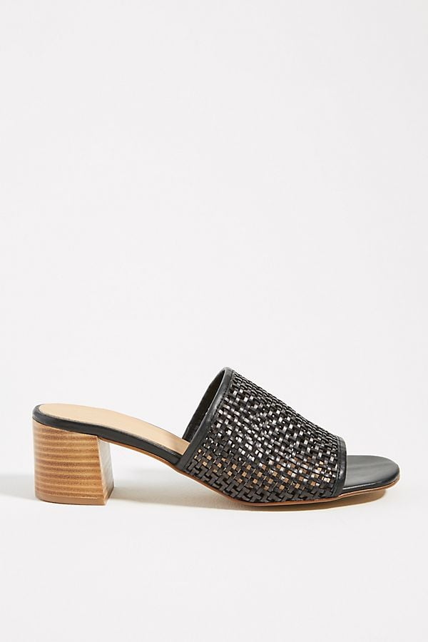 Anthropologie Lydia Woven Heeled Sandals | Best