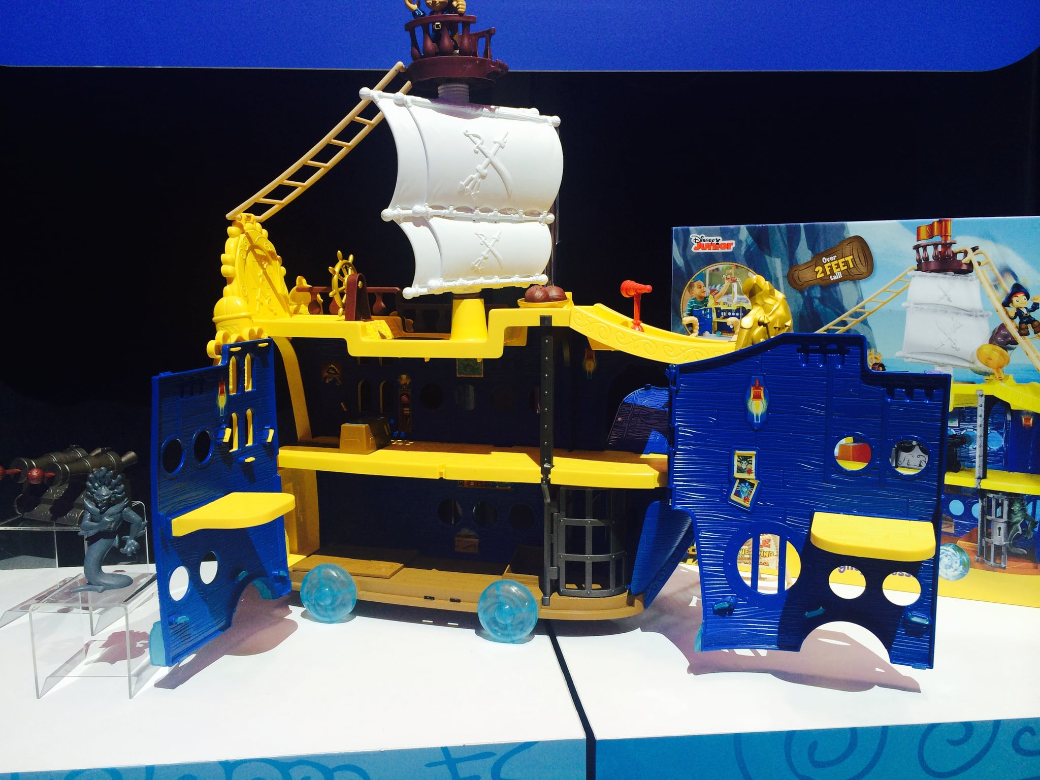 Captain Jake And The Neverland Pirates Mighty Colossus Here S Your Peek Into 200 Toys That Will Hit Store Shelves Later This Year Popsugar Family Photo 126
