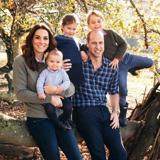 The British Royal Family Christmas Cards 2018