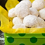 Lemon Snowball Cookies