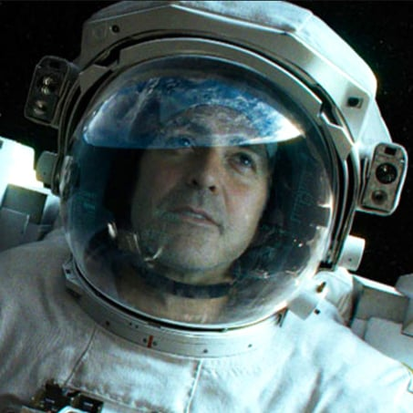 Gravity Trailer With George Clooney and Sandra Bullock