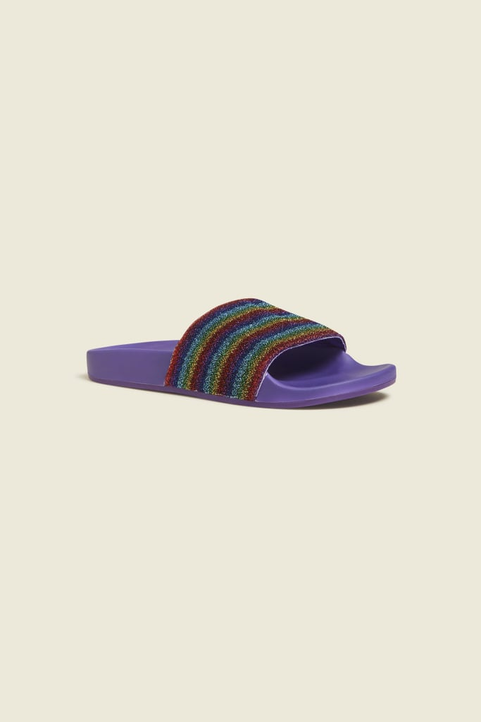 She'll feel pretty cool sitting poolside in these Marc Jacobs Cooper Sport Slide Sandals ($150).