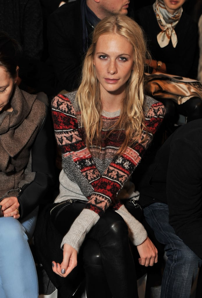 Poppy Delevingne at Honor