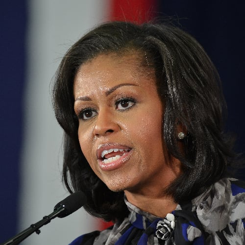 Michelle Obama on Newtown Tragedy