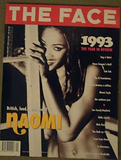 Jan. 1994: Naomi Campbell