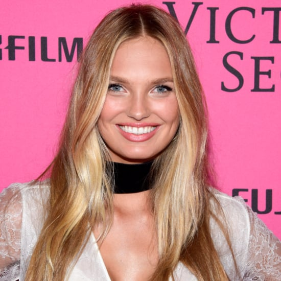 Romee Strijd Beauty Interview