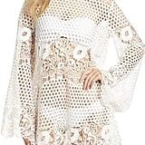 Muche et Muchette Crochet Cover-Up