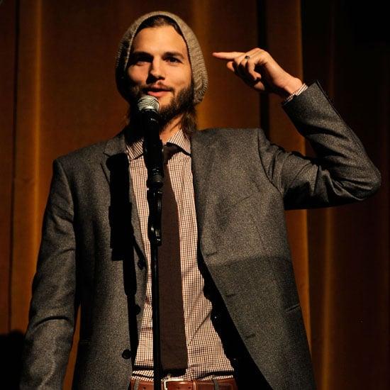 Ashton Kutcher Quits Twitter Over Penn State Scandal