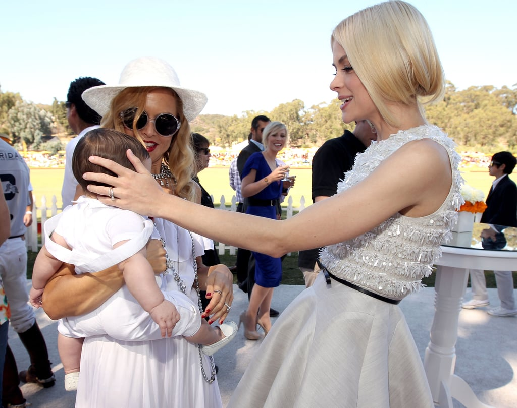 Rachel Zoe and Jaime King