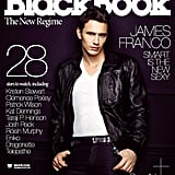 James Franco Does Black Book