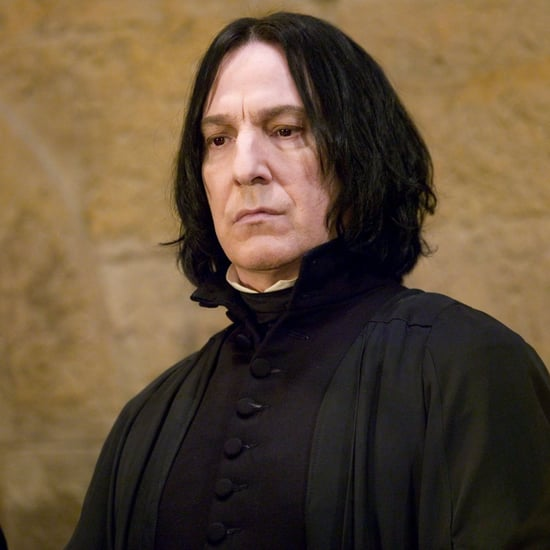 Severus Snape Is Favourite Harry Potter Character