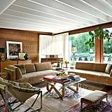 Dakota Johnson's Relaxed Living Room in Her LA Home