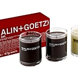 Malin + Goetz Holiday Candle Coffret