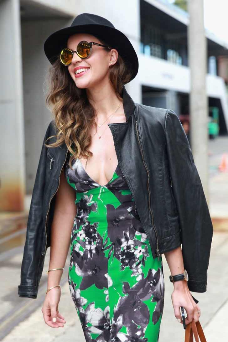 Australian Fashion Week Beauty Street Style 2014 Street