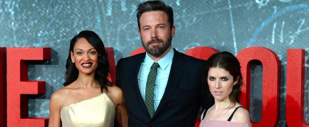 Ben Affleck Hits the Red Carpet With 2 Lovely Ladies by His Side