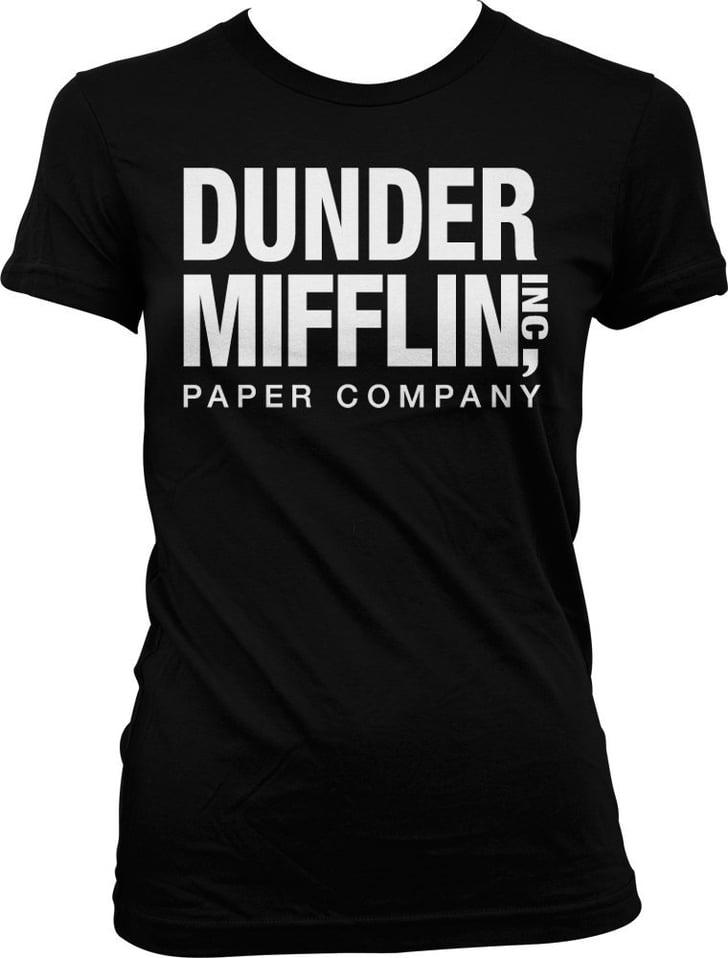 13844db0 Dunder Mifflin Women's T-Shirt ($28)   Gifts For The .