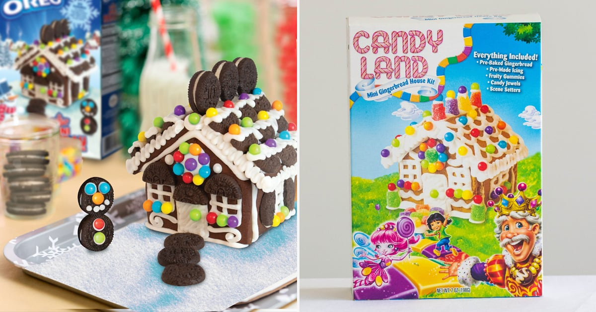 From Villages to Miniature Houses, These 36 Gingerbread Kits Will Make Your Holiday as Sweet as Can Be