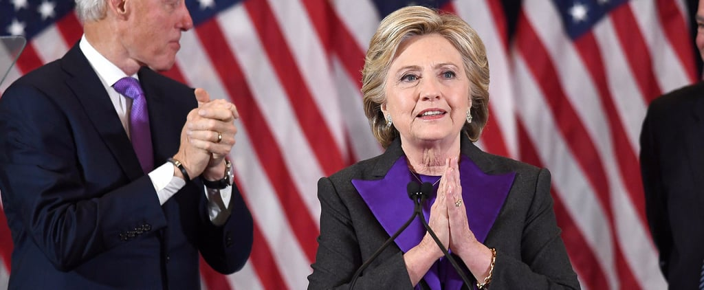 The Powerful Reason Hillary Clinton Wore Purple