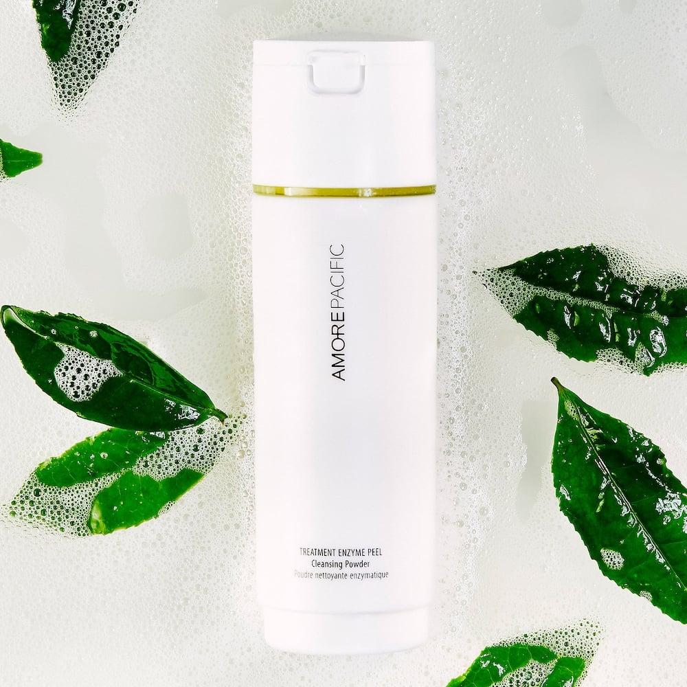 Papaya Enzymes: Amorepacific Treatment Enzyme Exfoliating Powder Cleanser