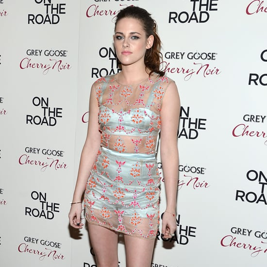 Kristen Stewart at NYC On the Road Premiere (Video)