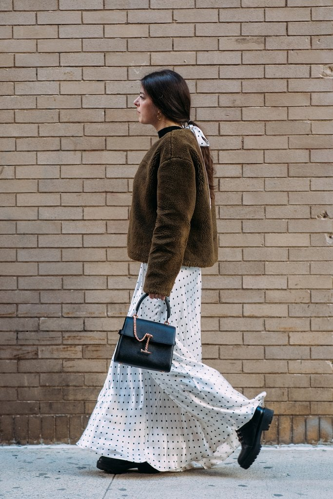A prairie dress and combat boots could become our new go-to look.