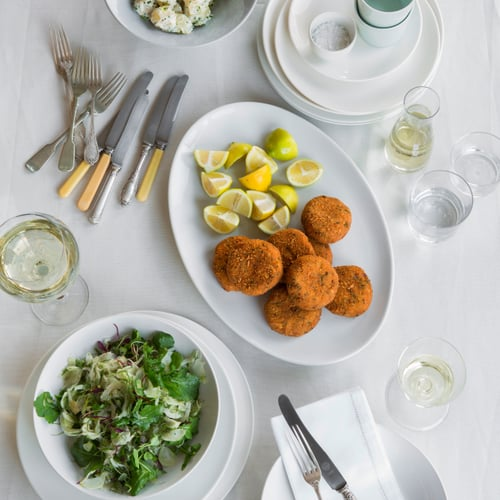 Recipe For Fish Cakes With Tinned Salmon And Potatoes