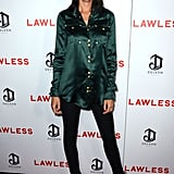 Actress Liberty Ross (wife of Rupert Sanders) arrived at the premiere of new film Lawless sans wedding ring on August 22.