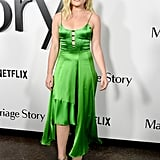 Florence Pugh at the Premiere of Marriage Story in LA