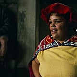 """Carmen """"Machu Picchu"""" Wade"""