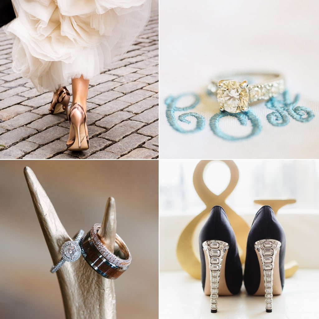 Wedding Accessories Photo Ideas POPSUGAR Fashion