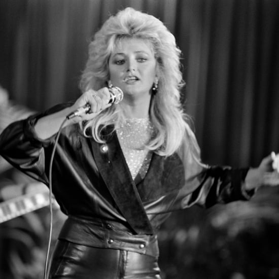 Bonnie Tyler Performing During Solar Eclipse 2017