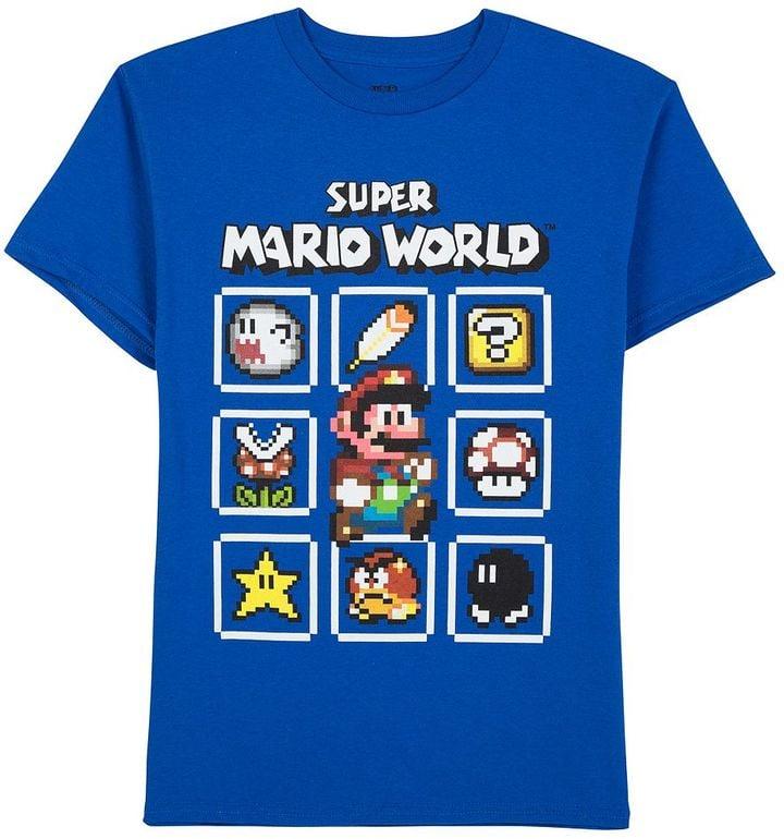 b449b375 Nintendo Clothes For Kids   POPSUGAR Family