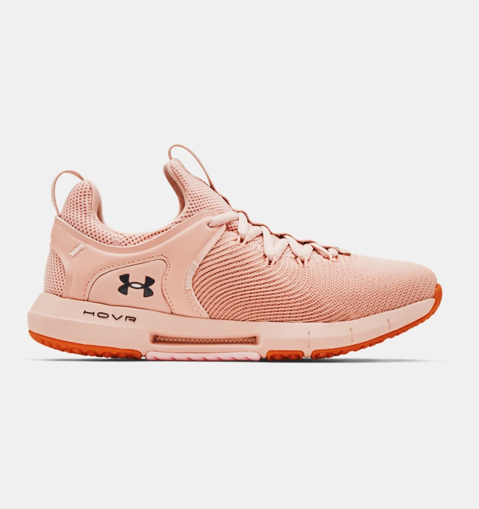 For HIIT: UA HOVR Rise 2 Training Shoes