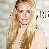 Cat Deeley let her blowout literally shine with glossy strands and subtle makeup at the Audi and Altuzarra Kick-Off Party.