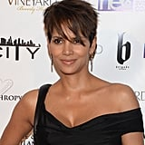 Halle Berry at Fame and Philanthropy Party