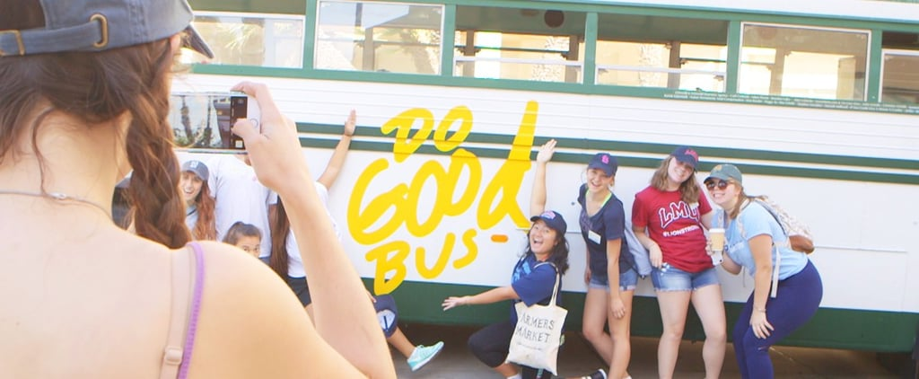 This Do Good Bus Is a Must For Volunteers