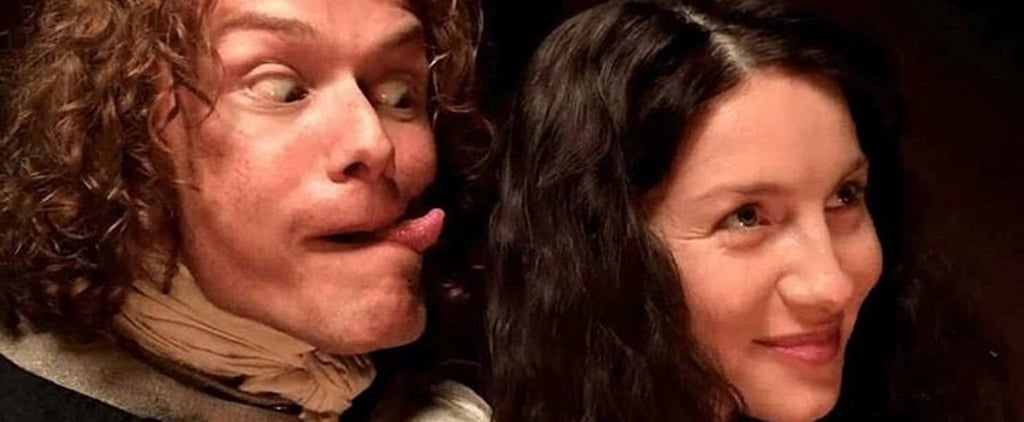 Caitriona Balfe's Birthday Posts to Sam Heughan 2018