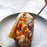 Spicy Crockpot Sweet Potatoes