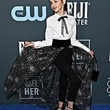 Julia Butters at the 2020 Critics' Choice Awards